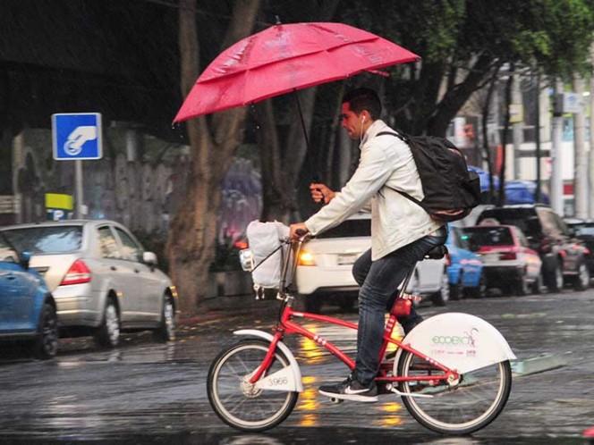 Activan Alerta Amarilla por pronóstico de granizada en la CDMX