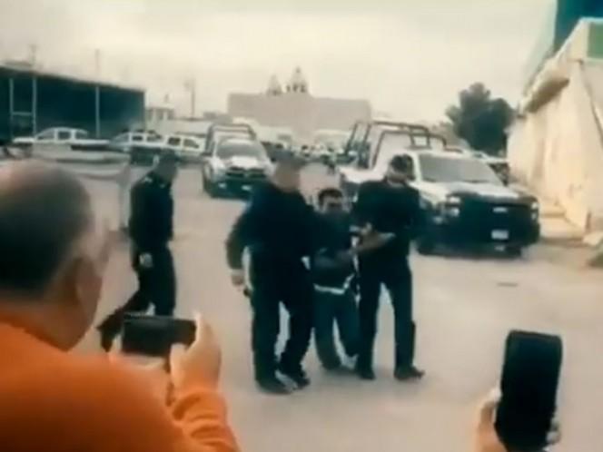 Hallan muerto en celda a violador y asesino de hermanitas en Juárez