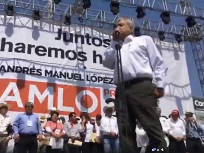 '16 de 21 aspirantes al Tribunal no deberían serlo': López Obrador