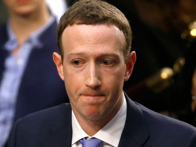 Mark Zuckerberg ganó 3 billones USD después de testificar ante el Congreso