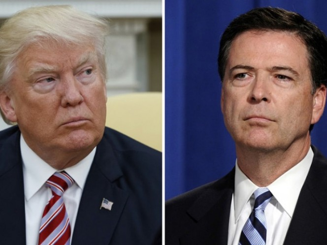 Trump arremete contra exdirector del FBI