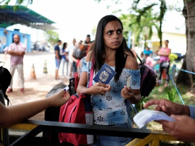 """Gobernadora desea cerrar frontera con Venezuela — Brasil"""""""