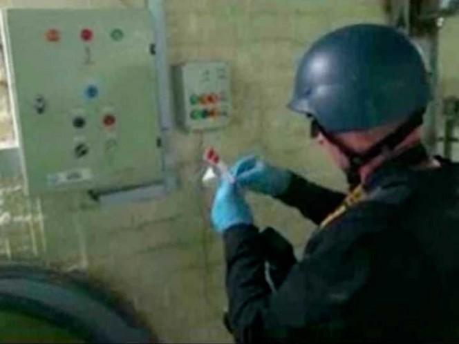 Atacan a tiros al equipo de investigadores de armas químicas — Siria