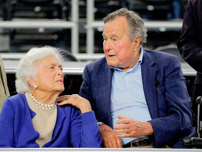 Barbara Bush, exprimera dama, abandona tratamiento y entra en cuidados terminales