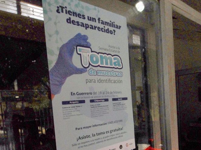 Toman ADN a familiares de personas desaparecidas en Coahuila