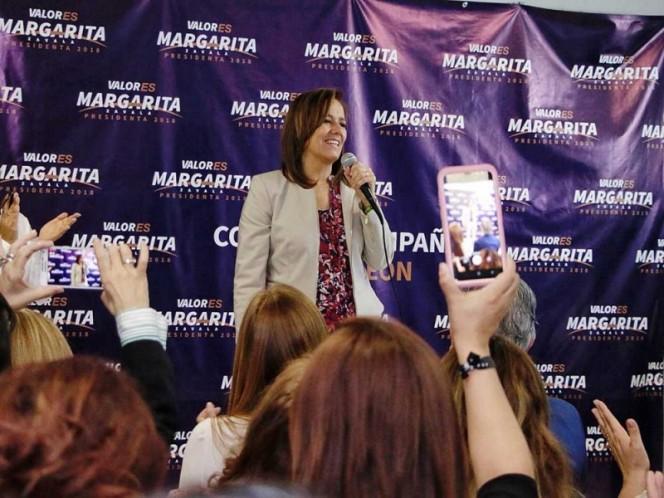 Zavala abrirá el primer debate entre presidenciables