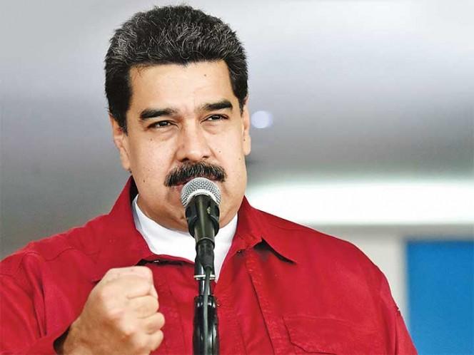 El opositor Falcón condena e insulta en público a Maduro