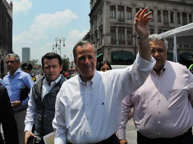 Felicita Riquelme a Meade tras primer debate
