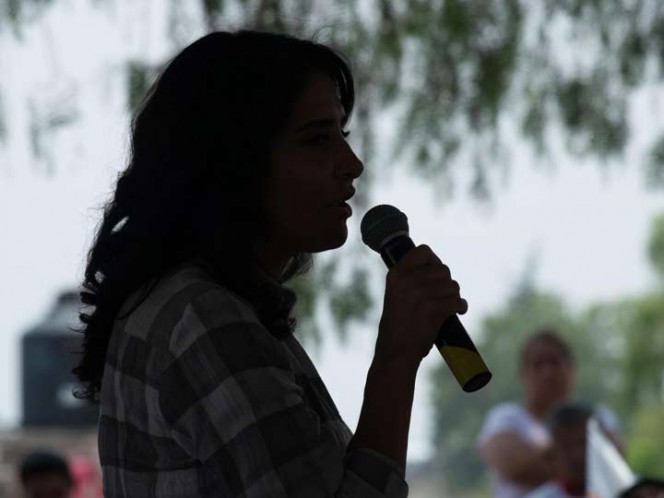 Signa Barrales listado de compromisos ante estudiantes de la Universidad del Pedregal