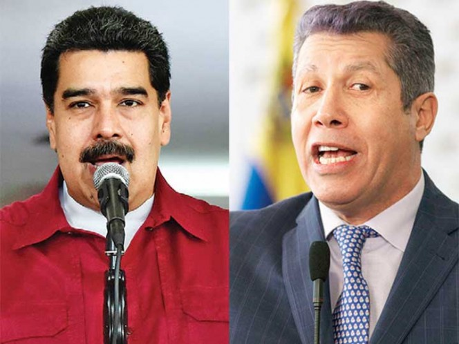 Fuerzas patrióticas acompañan a Nicolás Maduro en Barinas