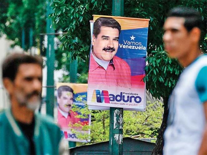 Maduro al presidente de Panamá: estoy esperando su llamada