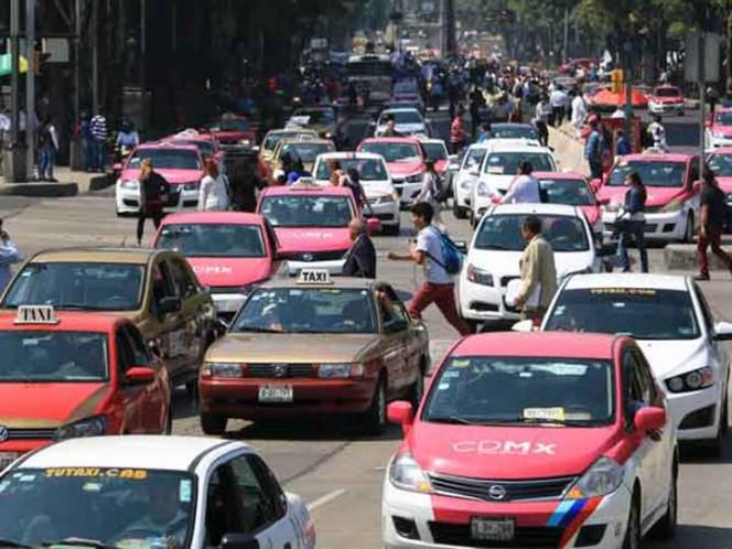 No aumentarán tarifas de taxis por digitalización: Amieva