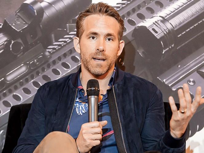 Ryan Reynolds conversa con periodistas panameños sobre Deadpool 2