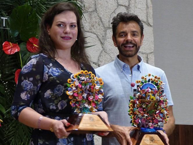 Bajo la conducción de Eugenio Derbez, llegan los Premios Platino