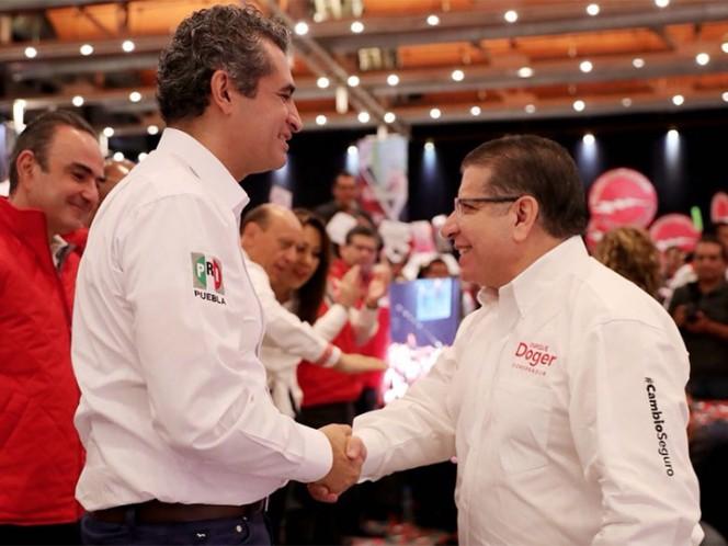 Candidatos a gobernador de Puebla iniciaron campaña este domingo