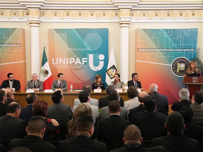 Crean unidad de inteligencia patrimonial en Sonora