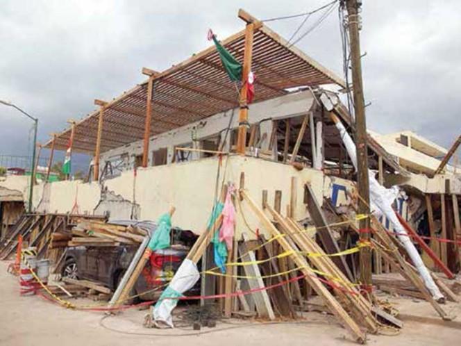 Padres de alumnos del Rébsamen piden indemnización