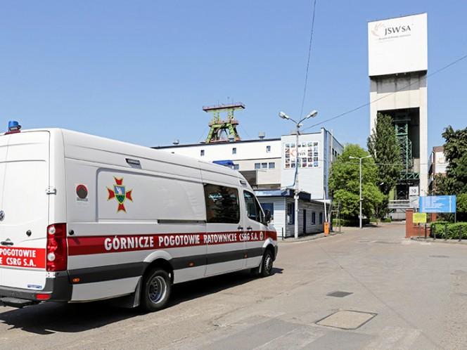 7 mineros desaparecidos tras un temblor al sur de Polonia