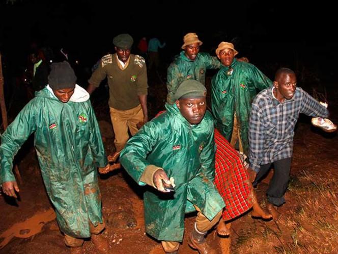 Al menos 20 personas fallecen tras colapso de presa en Kenia