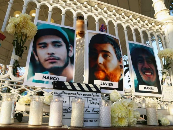 Hay tres detenidos por homicidio de estudiantes de cine, falta uno — Segob