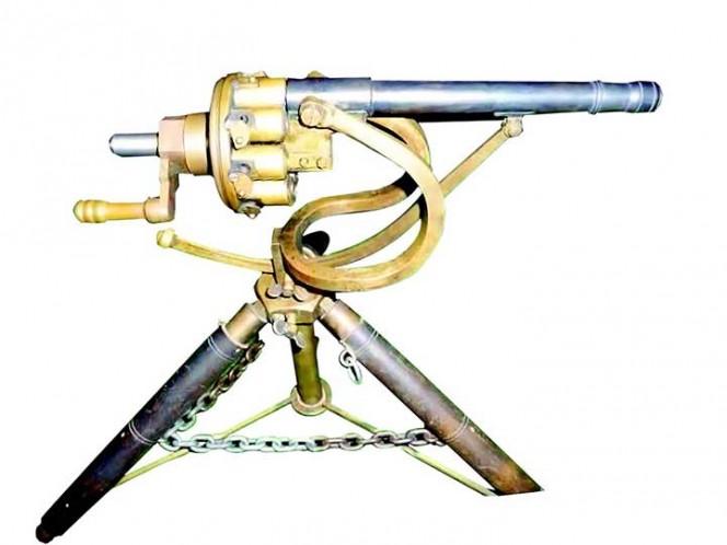 Definicion de Ametralladora y su evolucion 1922430