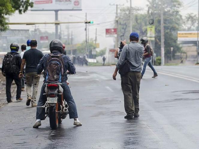 Represión del miércoles deja 15 muertos en Nicaragua