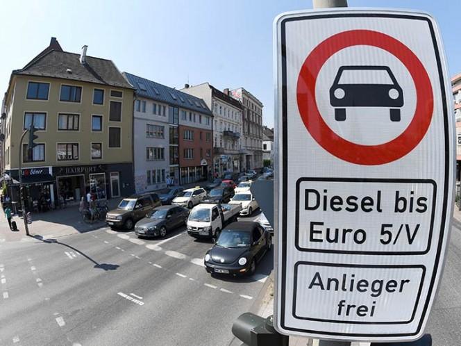 Entra en vigor la prohibición de circular con coches diésel en Hamburgo