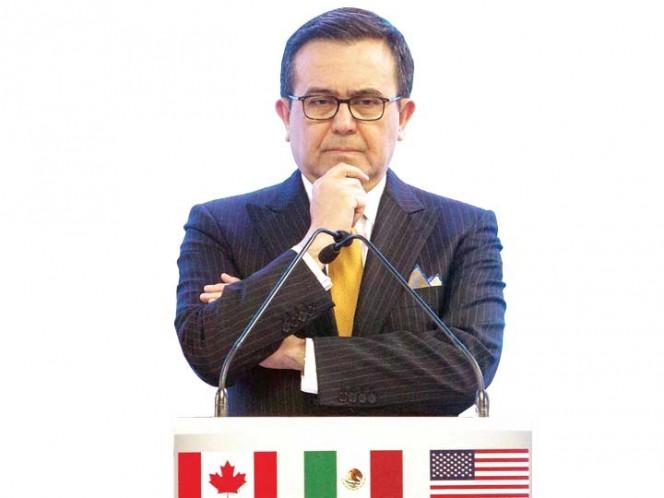 La dependencia que encabeza Ildefonso Guajardo busca diversificar exportaciones e importaciones mexicanas. Foto: Especial