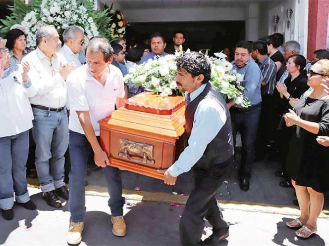 Candidata asesinada es hija de líder criminal: Rubén Vasconcelos