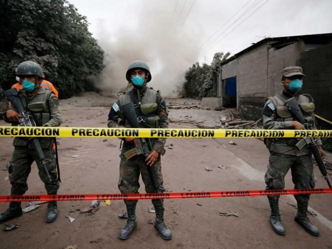 Volcán de Fuego: Niño muere en hospital, la víctima número 70 número
