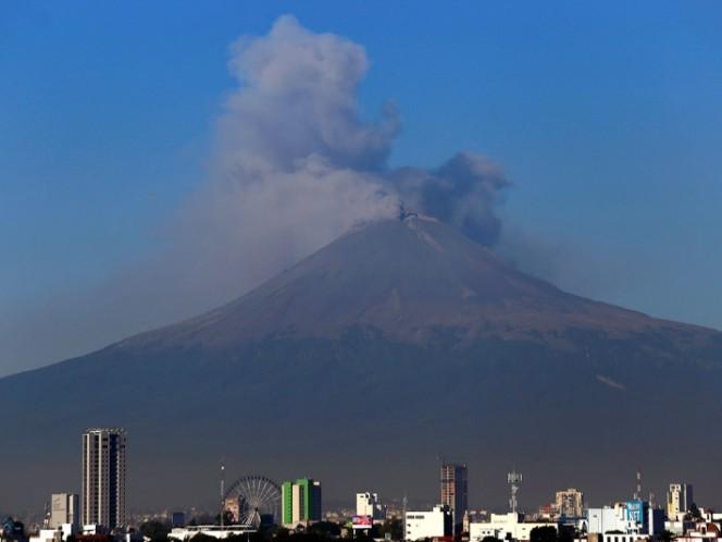 Nacional | Hay 48 volcanes activos en México: Cenapred