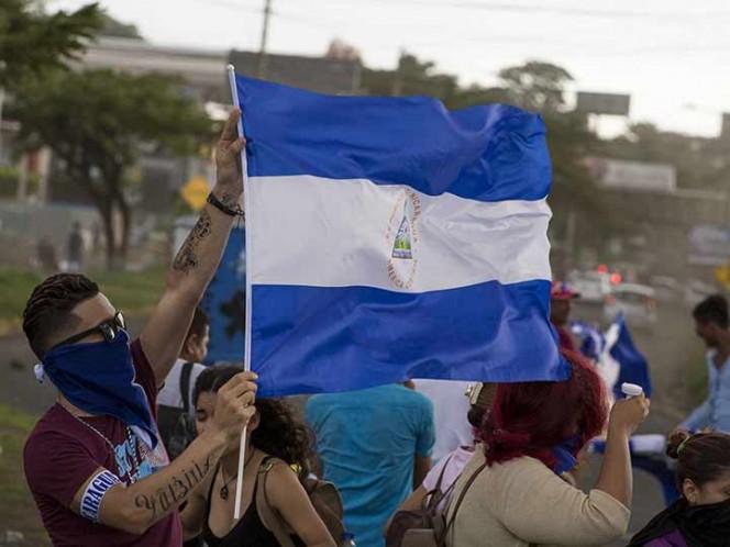 Dos muertos tras fin de semana de enfrentamientos en Nicaragua
