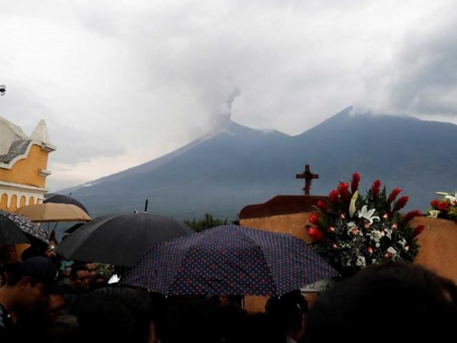 Suspendieron las labores de búsqueda en Guatemala