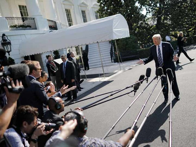 Tensiones sobre tarifas rodean viaje de Trump a Cumbre del G7