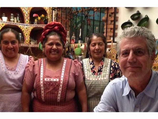 Este es el texto de Anthony Bourdain sobre México que tienes que leer