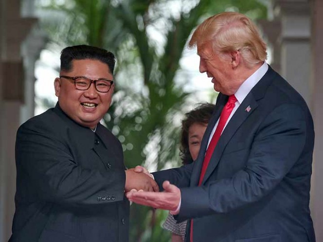 Trump y Kim aceptaron en cumbre visitar sus respectivos países: KCNA