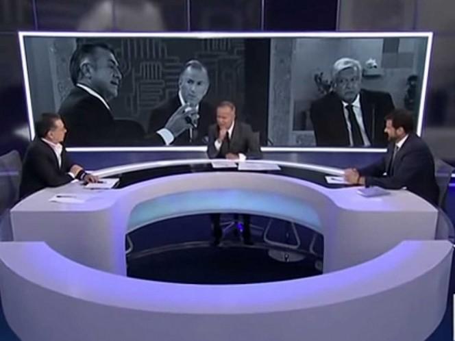 Debate, Elecciones 2018, Presidencia, AMLO, Meade, Anaya, El Bronco, Postdebate, Ciro Gómez Leyva, coincidieron Jorge Fernández Menéndez, Antonio Sola