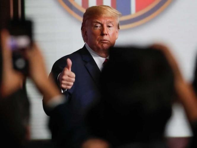 Nominan a Trump a premio Nobel de la Paz