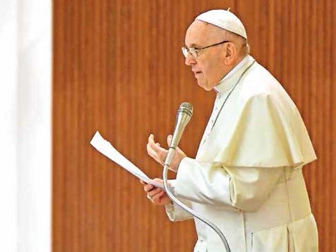 PAPA FRANCISCO: Aborto equivale a delito nazi: el Papa