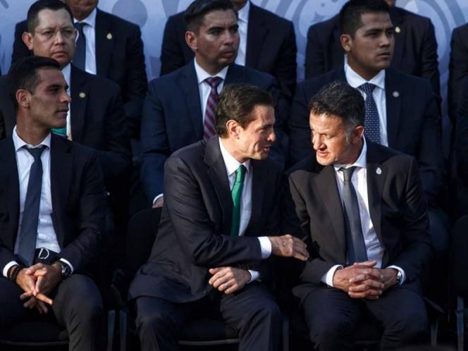 Televisa Deportes lidera audiencia durante el juego México-Alemania
