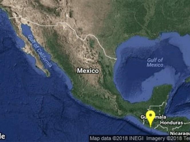 Sismo azota a Guatemala y El Salvador está noche