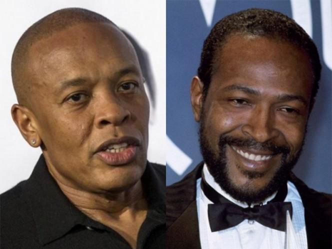 Rapero Dr. Dre prepara película sobre la leyenda del soul Marvin Gaye