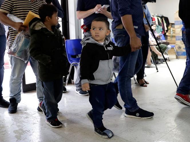 Unicef denuncia a EU por separar a niños inmigrantes de sus padres