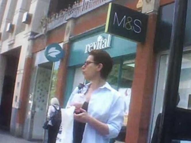 Karime Macías logra asilo político en Reino Unido