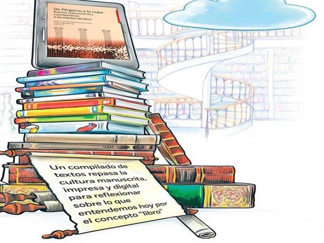 Lo que Gutenberg nunca soñó; 'De pérgamo a la nube'