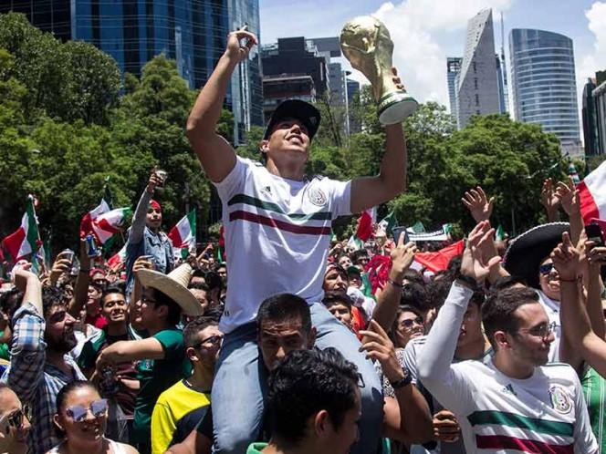 Celebran en Reforma por el Orgullo - Quadratín