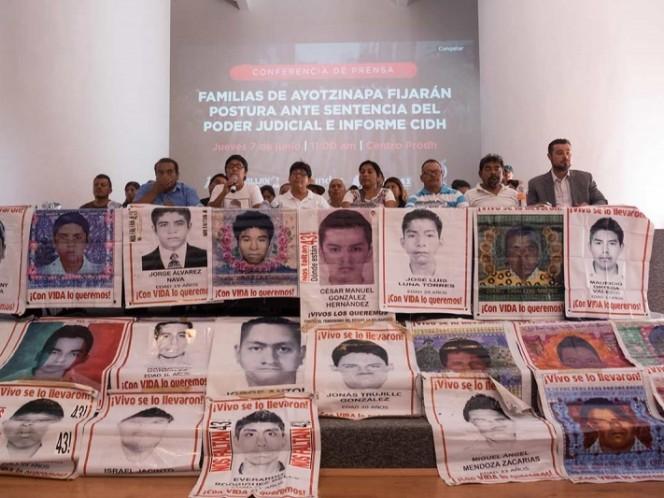 Tribunal de Tamaulipas aclarará sentencias por Caso Iguala