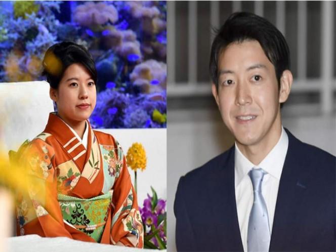 Princesa japonesa renunciará a su título por amor
