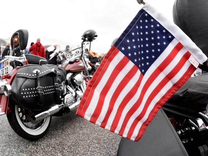 Negocia Trump con fabricantes de motocicletas para que se trasladen a EU