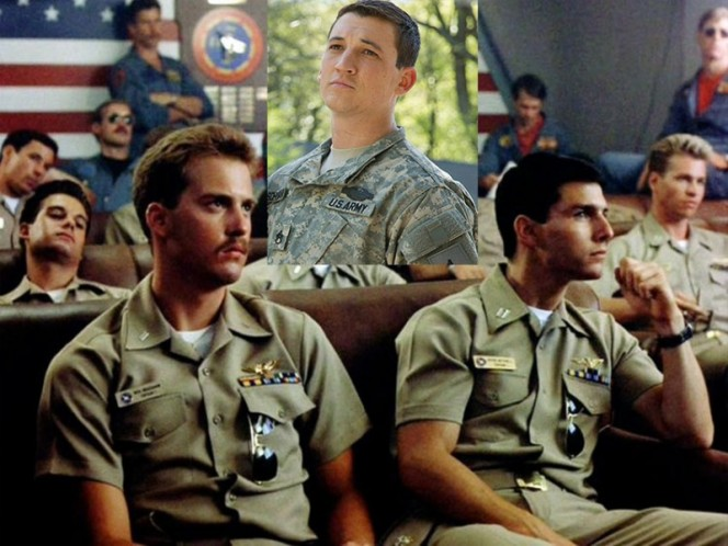 Tom Cruise ya tiene copiloto para 'Top Gun: Maverick'